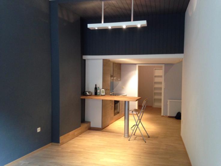 Flat/Studio de 3façades à louerà Liège auprix de 475€ - (6634191)