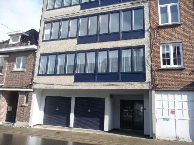Appartement de 2façades à louerà Marcinelle auprix de 600€ - (6635258)