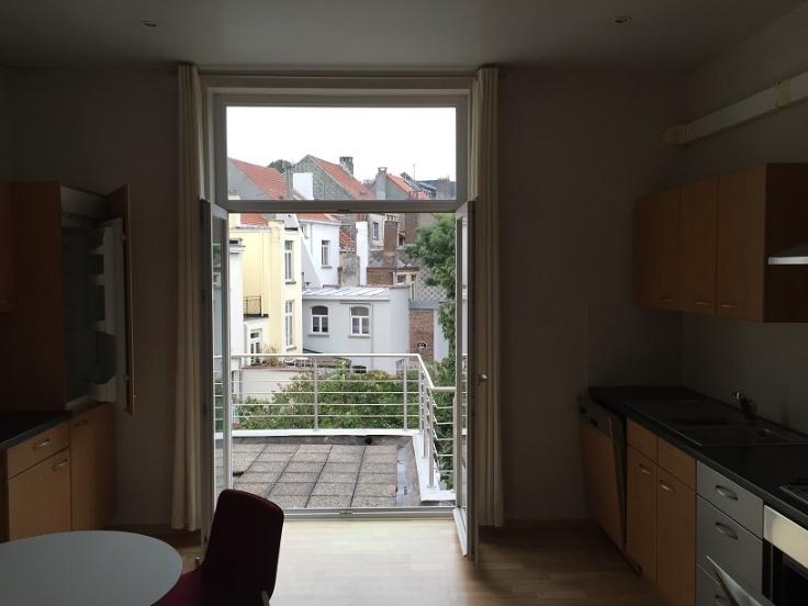 Duplex van 2gevels te huurte Ixelles voor875 € -(6635515)