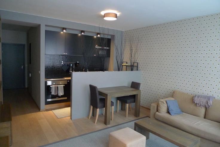 Appartement van 2gevels te huurte Ixelles voor950 € -(6635622)