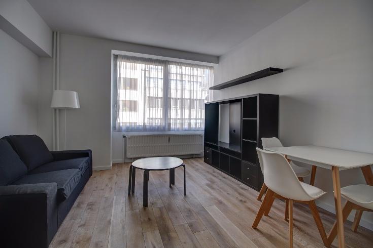 Flat/Studio à louerà Ixelles auprix de 625€ - (6636065)
