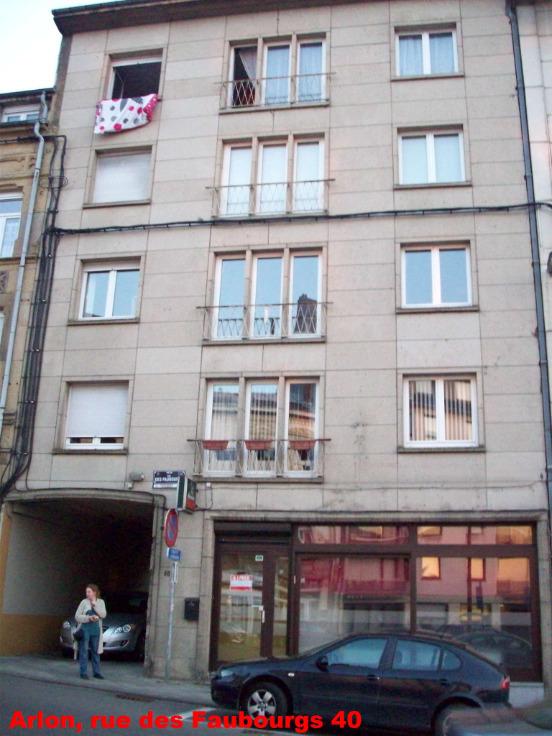 Appartement van 2gevels te huurte Arlon voor850 € -(6636169)