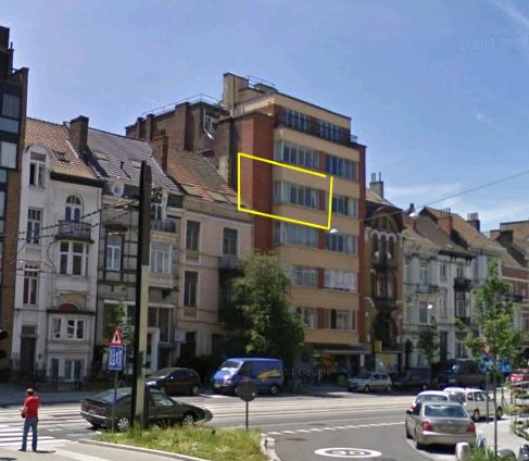 Appartement de 2façades à louerà Gand auprix de 695€ - (6636958)