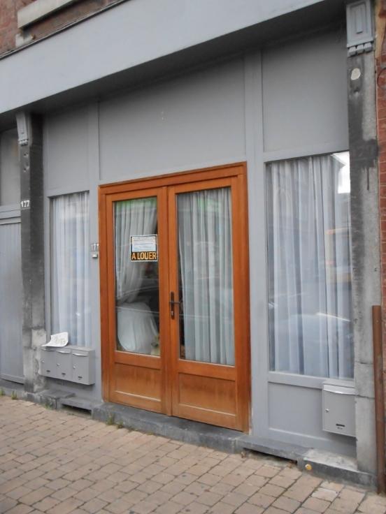 Rez-de-chaussée de 1façade à louerà Namur auprix de 525€ - (6636959)