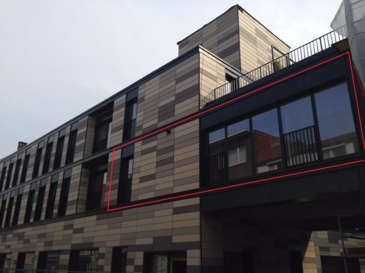Appartement te huurte Louvain voor795 € -(6637008)