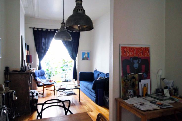 Appartement de 2façades à louerà Bruxelles villeau prix de800 € -(6637654)