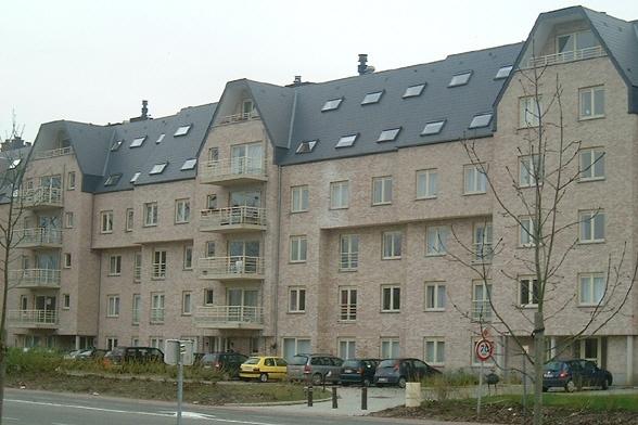 Appartement de 2façades à louerà Louvain-La-Neuve auprix de 625€ - (6637761)