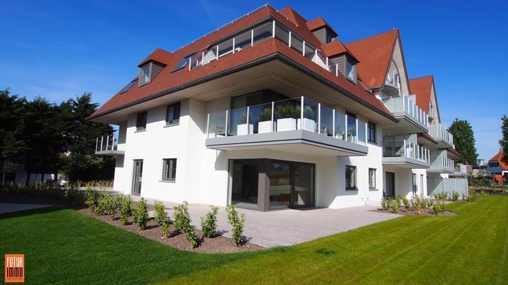 Appartement de 2façades à vendreà Sint-Idesbald auprix de 466.000€ - (6638096)