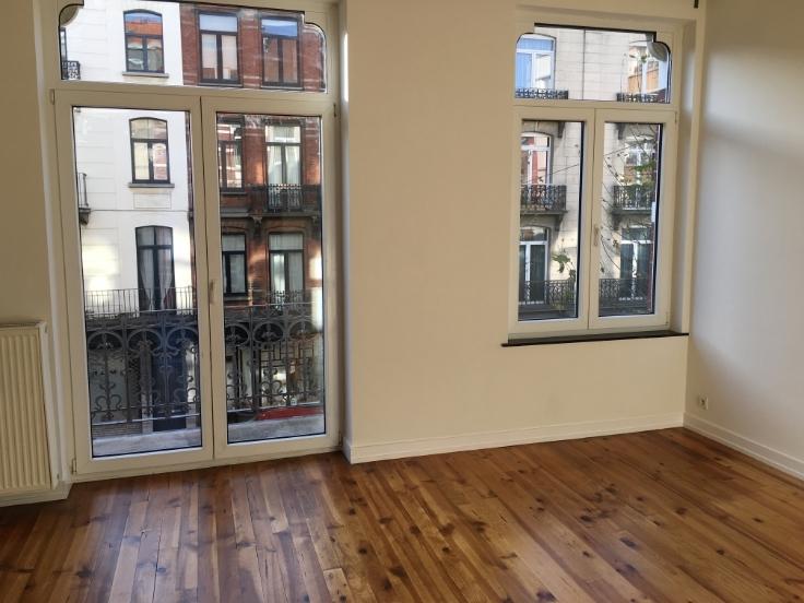 Appartement van 2gevels te huurte Ixelles voor685 € -(6639540)