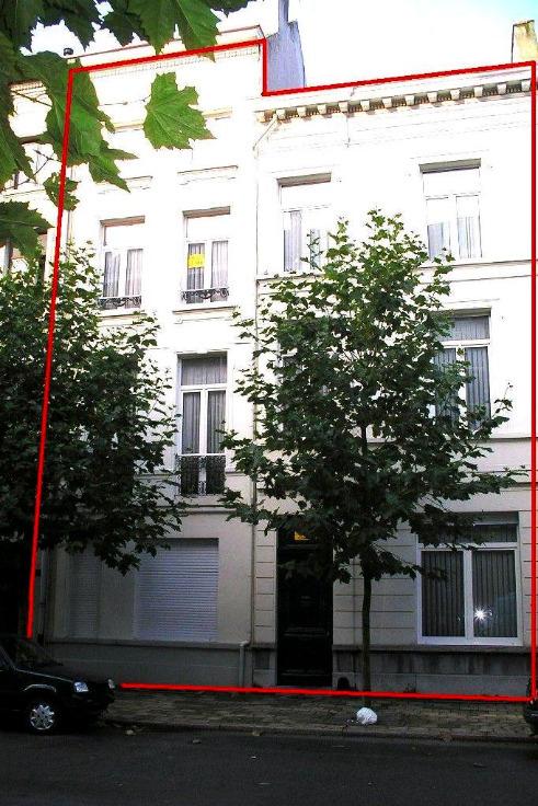 Flat/Studio van 1gevel te huurte Anvers voor480 € -(6641064)