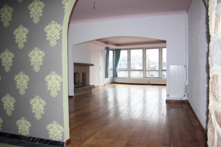 Appartement de 2façades à louerà Liège auprix de 600€ - (6641097)