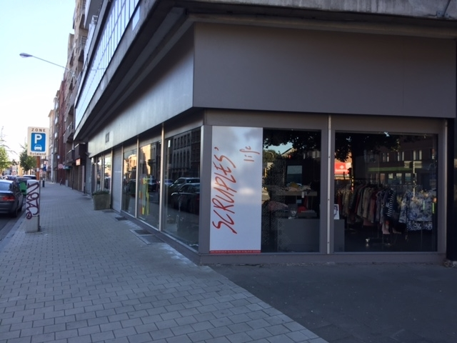 Commerce with 2frontages for rentin Boom auprix de 9.000€ - (6641224)