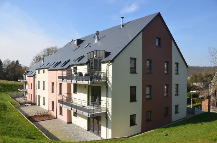 Appartement de 2façades à louerà Andenne auprix de 790€ - (6641257)