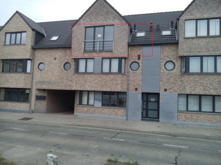 Appartement de 2façades à louerà Ruisbroek auprix de 650€ - (6641290)