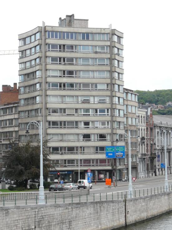 Appartement van 2gevels te huurte Liège voor700 € -(6641355)
