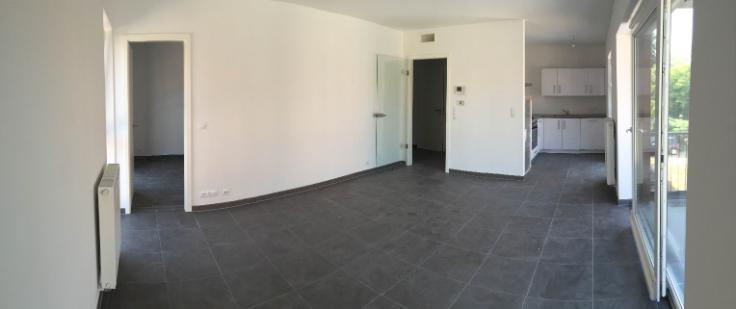 Appartement de 2façades à louerà Gembloux auprix de 700€ - (6642342)