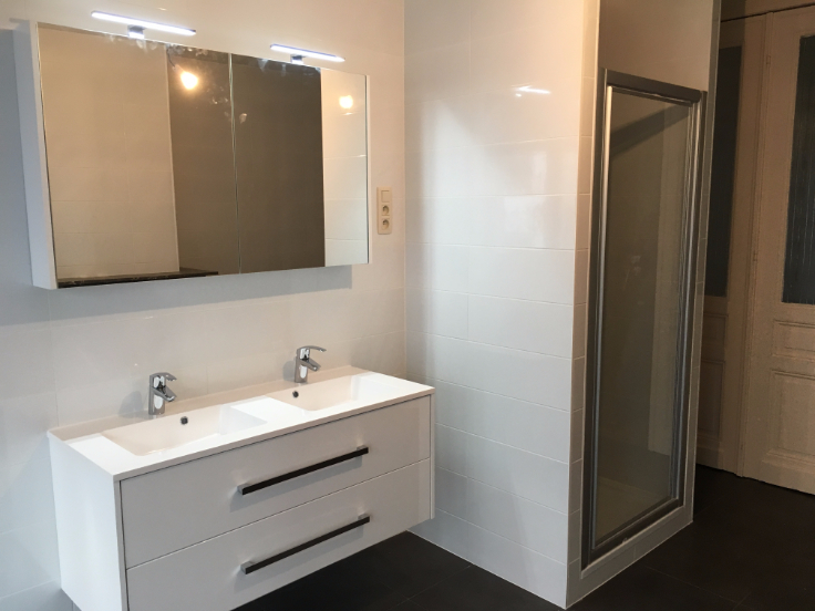 Appartement with 2frontages for rentin Forest auprix de 1.100€ - (6642535)