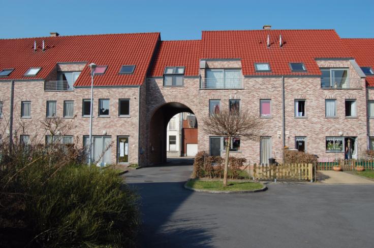 Appartement van 2gevels te huurte Leuze-En-Hainaut voor500 € -(6643055)