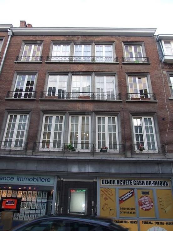 Appartement van 2gevels te huurte Namur voor620 € -(6643134)