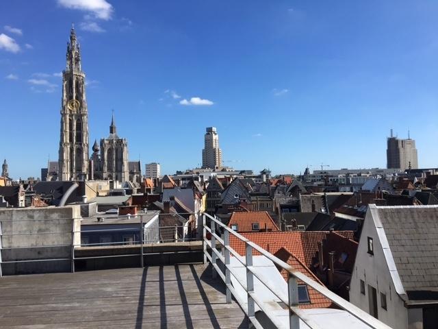 Triplex de 3façades à louerà Anvers auprix de 1.100€ - (6643393)
