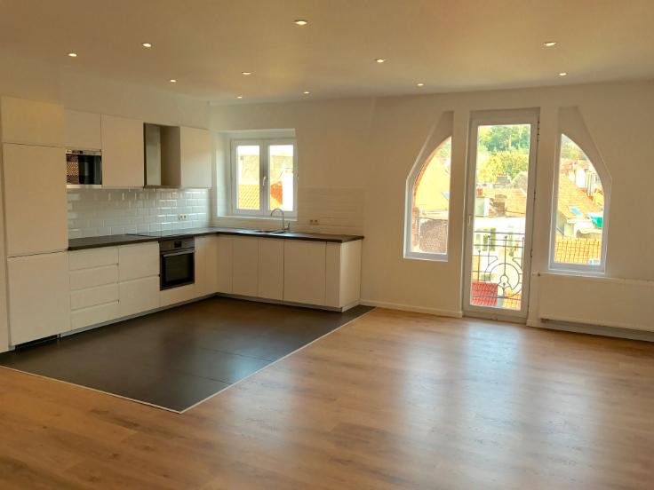 Appartement van 2gevels te huurte Forest voor1.100 € -(6643544)