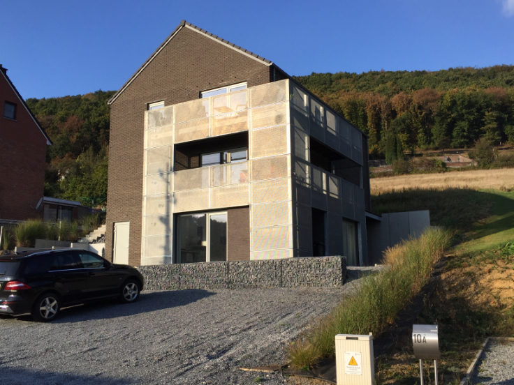 Appartement de 4façades à louerà Cornesse auprix de 690€ - (6643690)
