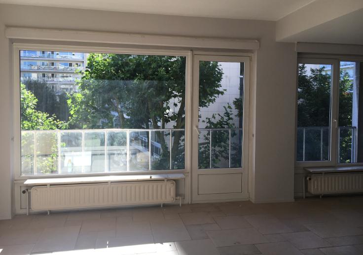 Appartement de 2façades à louerà Uccle auprix de 980€ - (6644077)