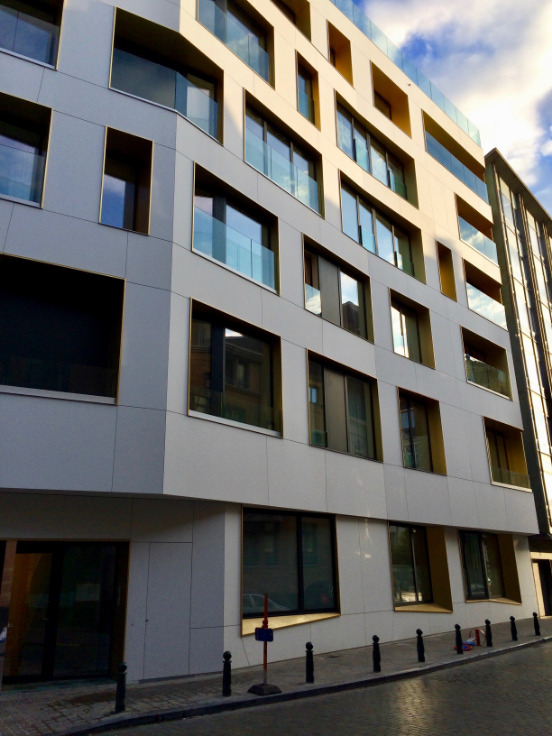 Appartement van 1gevel te huurte Bruxelles villevoor 1.150 €- (6644826)