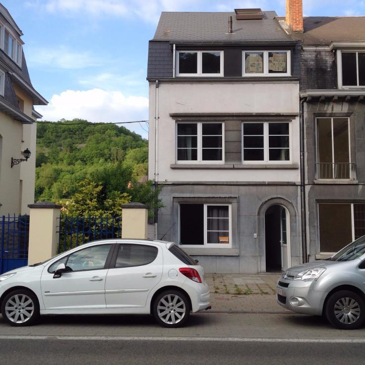 Appartement de 2façades à louerà Dinant auprix de 540€ - (6644834)