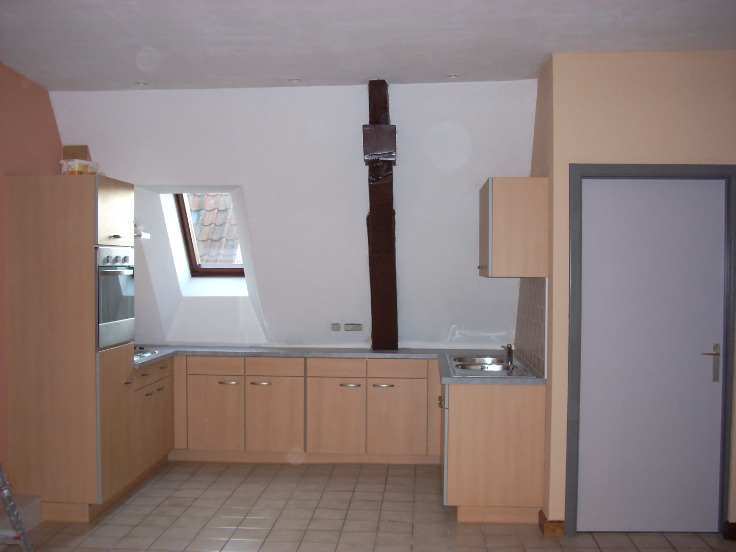 Appartement van 2gevels te huurte Tournai voor550 € -(6646857)
