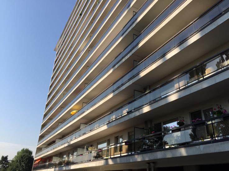 Appartement te huurte Laeken voor780 € -(6647089)