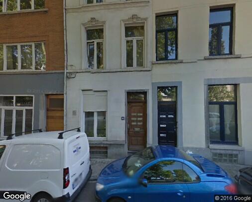 Flat/Studio van 1gevel te huurte Ixelles voor425 € -(6647091)
