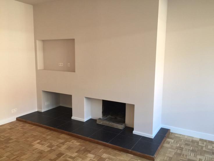 Appartement de 2façades à louerà Ixelles auprix de 1.050€ - (6647327)
