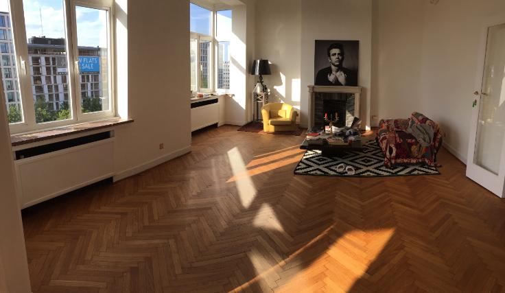 Appartement with 2frontages for rentin St-Gilles auprix de 2.000€ - (6647590)