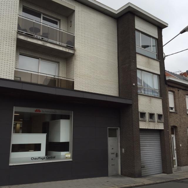 Appartement de 2façades à louerà Mouscron auprix de 515€ - (6648021)