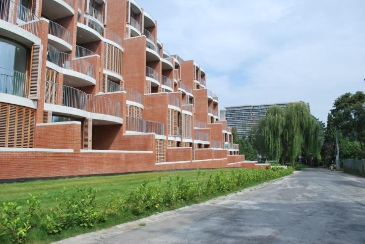 Appartement de 2façades à louerà Liège auprix de 800€ - (6648169)