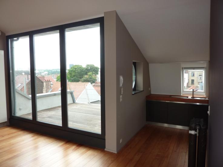 Appartement van 2gevels te huurte Ixelles voor1.400 € -(6648258)