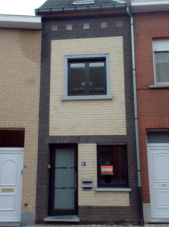 Flat/Studio de 2façades à louerà Aarschot auprix de 415€ - (6648862)