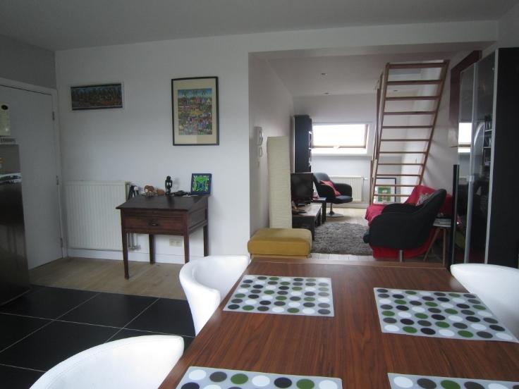 Duplex te huurte St-Gilles voor900 € -(6649088)