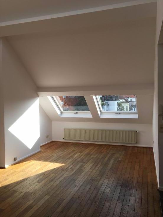 Penthouse de 2façades à louerà Schaerbeek auprix de 750€ - (6649504)
