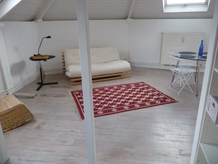 Flat/Studio de 1façade à louerà Bruxelles villeau prix de650 € -(6649841)