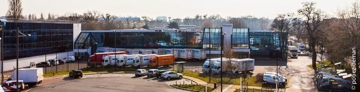 Industrieel gebouw with4 frontages forrent in Evereau prix de54.000 € -(6649852)