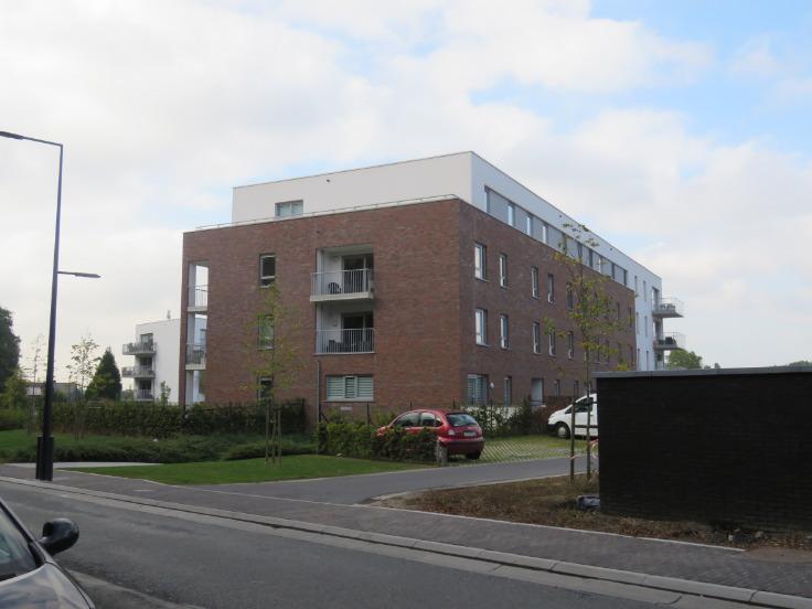 Appartement van 2gevels te huurte Ath voor570 € -(6650521)
