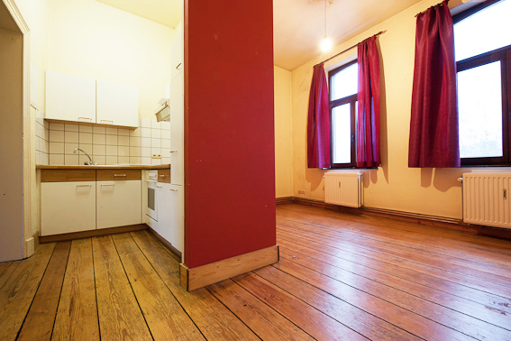 Appartement de 2façades à louerà St-Servais auprix de 425€ - (6650642)