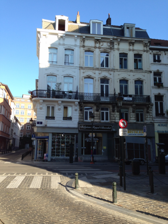 Flat/Studio à louerà Bruxelles villeau prix de485 € -(6651546)
