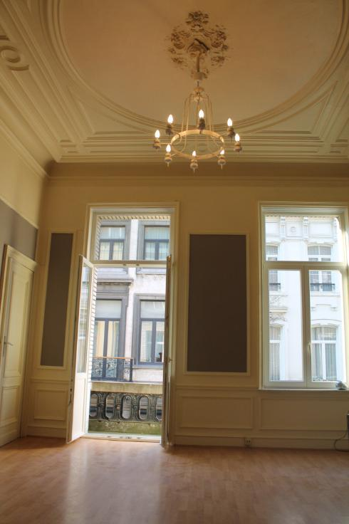 Appartement de 2façades à louerà Schaerbeek auprix de 680€ - (6651660)