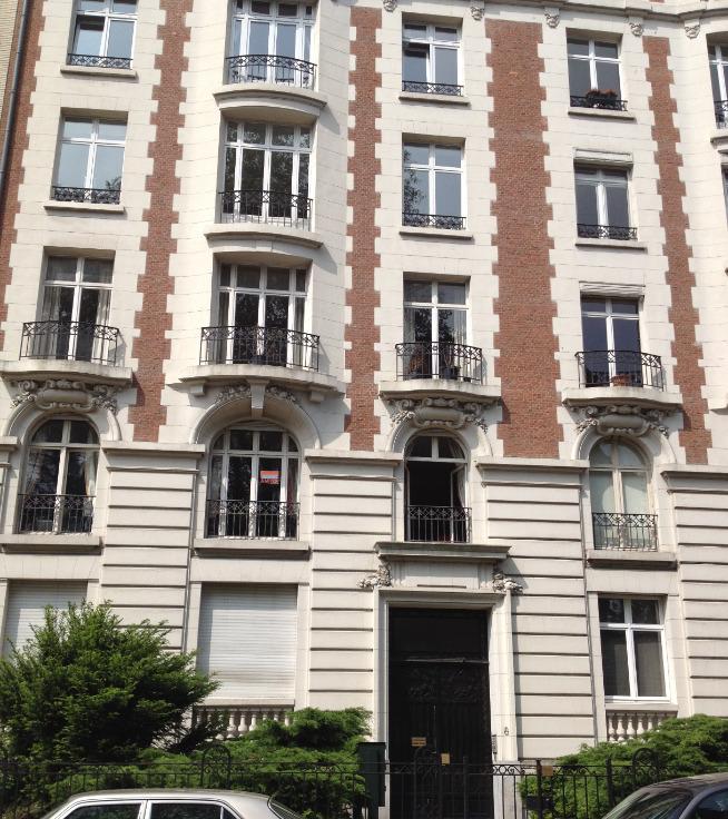 Appartement te huurte Bruxelles villevoor 1.100 €- (6652372)