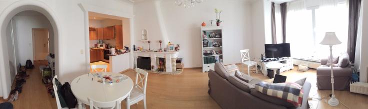 Appartement de 2façades à louerà Uccle auprix de 1.100€ - (6663037)