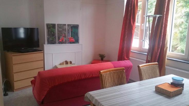 Appartement de 2façades à louerà Liège auprix de 300€ - (6663391)