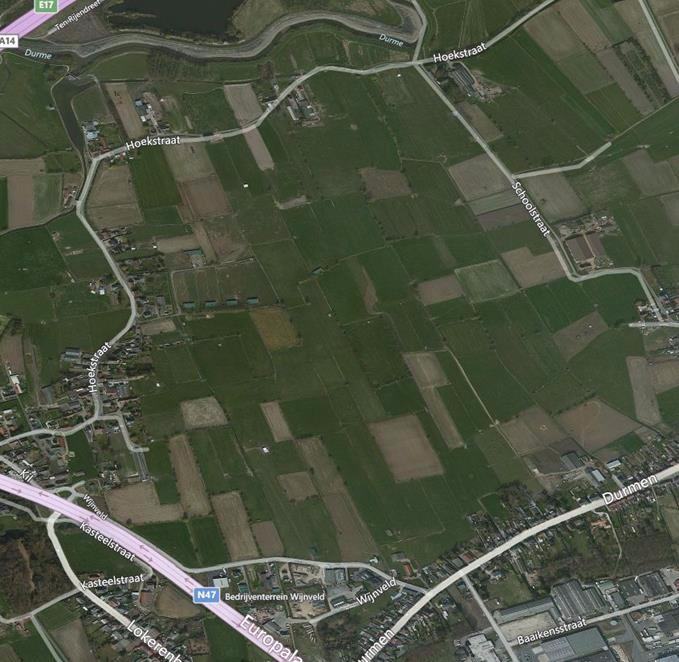 Immeuble industriel àlouer à Zwijnaardeau prix de35.000 € -(6663756)